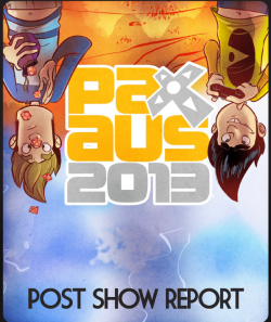 PAXpost show report