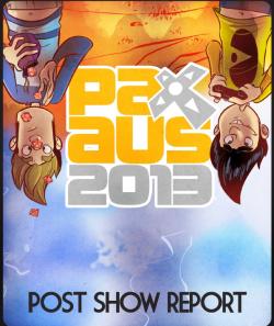 PAXpost show report